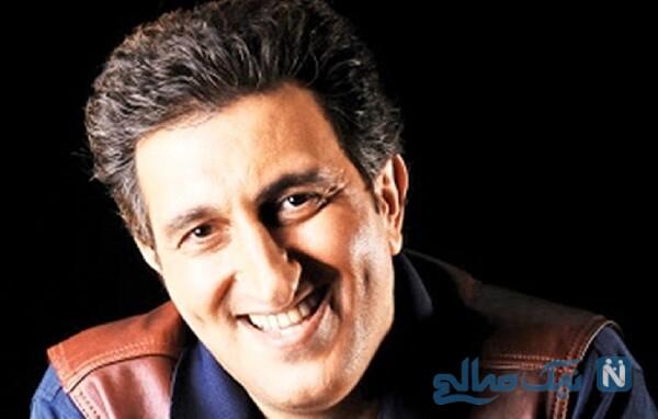 شباهت جالب یوسف صیادی بازیگر سریال های طنز و پسرش