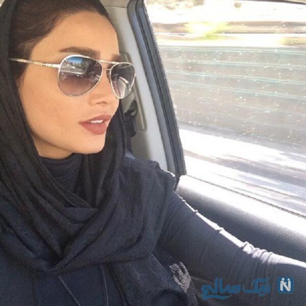 تینا آخوندتبار بازیگر ایرانی