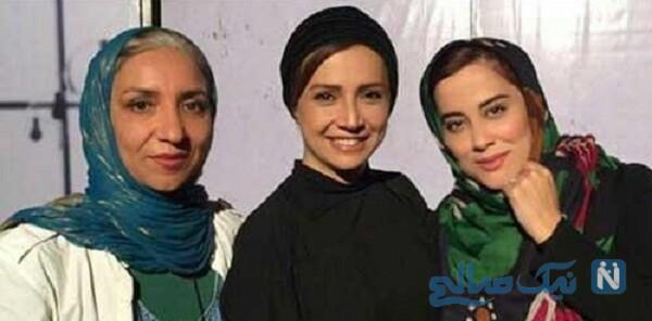 خانم های یازیگر