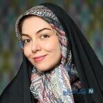 جشن تولد آزاده نامداری با کیک زیبا و خاص در ۹۹/۹/۹