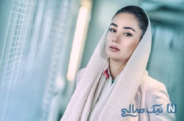 تیپ جدید بهاره افشاری بازیگر