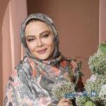 جشن تولد لاکچری بهاره رهنما در کنار همسر و دوستان بازیگرش