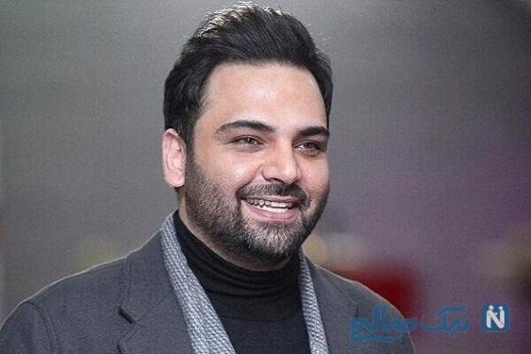 جشن تولد ۳۸ سالگی احسان علیخانی مجری برنامه عصر جدید