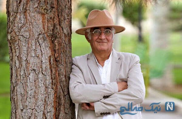 مراسم خاکسپاری کامبوزیا پرتوی کارگردان معروف سینما در ایام کرونایی