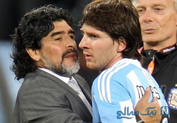 مسی و رونالدو