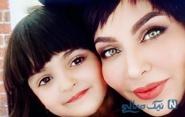 عکس جدید دختر فقیهه سلطانی