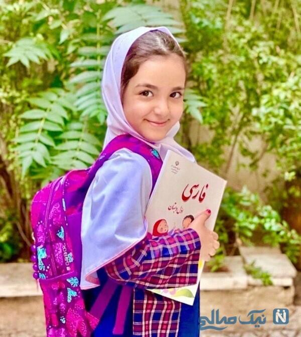 تیارا دختر رضا صادقی خواننده
