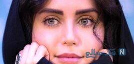 الناز شاکردوست بازیگر معروف در راه سفر با رعایت پروتکل های بهداشتی