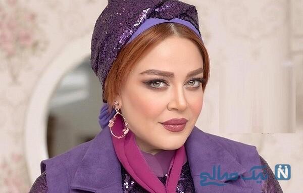 چهره عجیب و متفاوت بهاره رهنما بازیگر معروف بدون آرایش