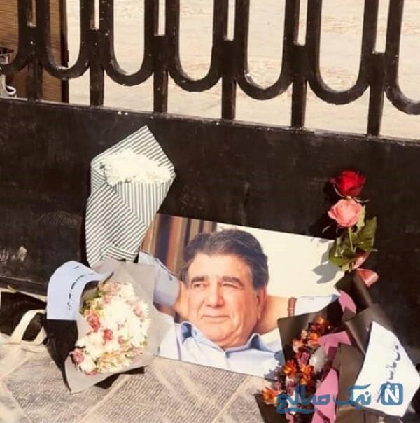 چهلمین روز درگذشت استاد آواز ایران