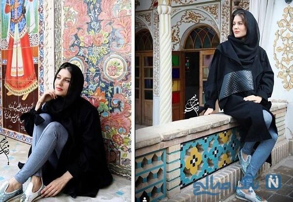 گلوریا هادی در اصفهان