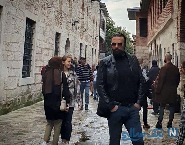 حسام منظور در استانبول