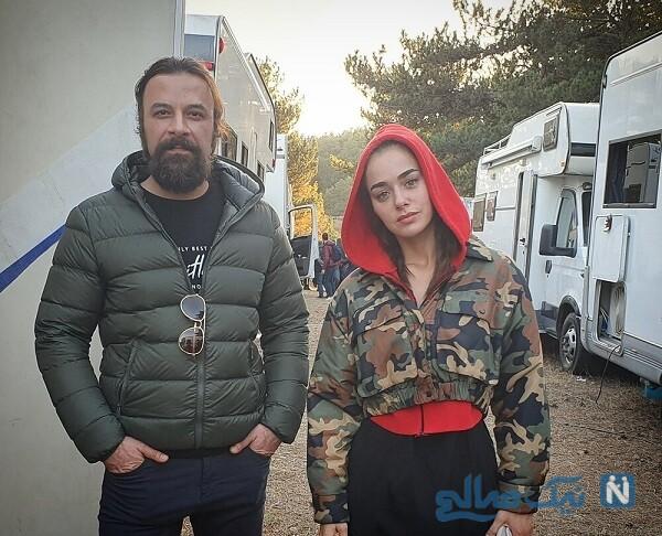 گردش حسام منظور در ترکیه