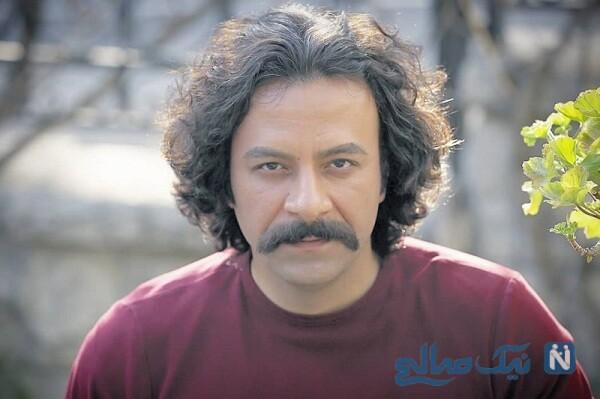 گردش حسام منظور بازیگر سریال نجلا در استانبول ترکیه