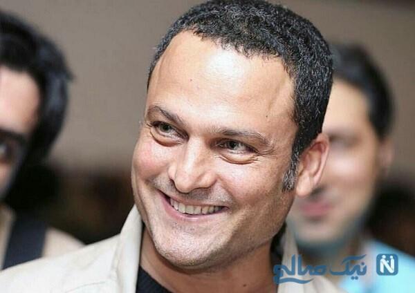 شباهت جالب حسین یاری بازیگر سریال عاشقانه و دخترش