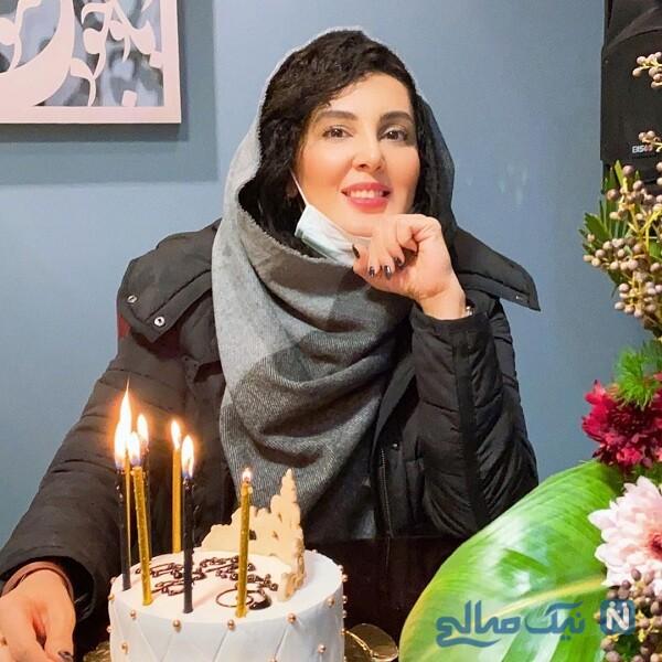جشن تولد لیلا بلوکات بازیگر
