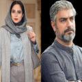 ازدواج مهدی پاکدل و رعنا آزادی ور و ست حلقه زیبای زوج بازیگر
