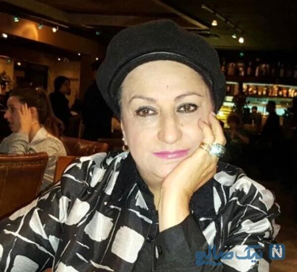 مریم امیر جلالی بازیگر معروف