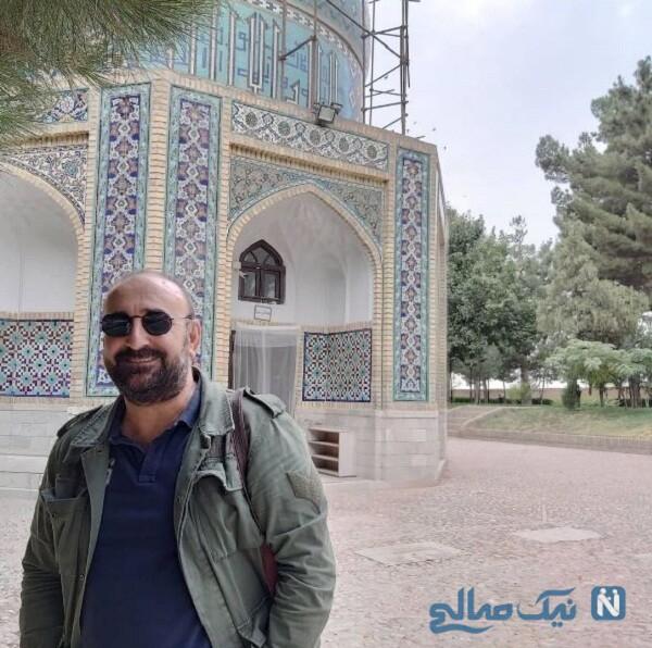 پست جدید مهران احمدی