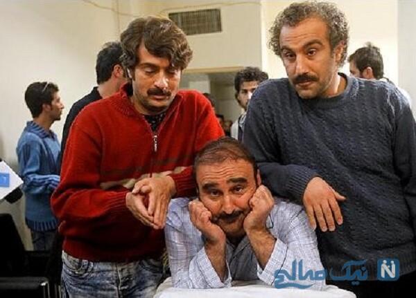 تصویری از مهران احمدی بازیگر پایتخت