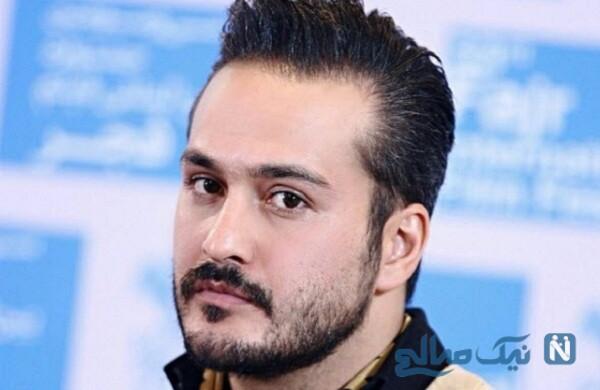تفریح میلاد کی مرام بازیگر فیلم تا ابد با قایق در دریای زیبا و بی کران