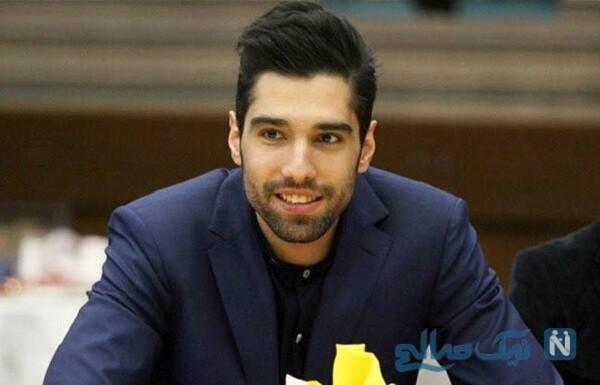 والیبالیست ایرانی