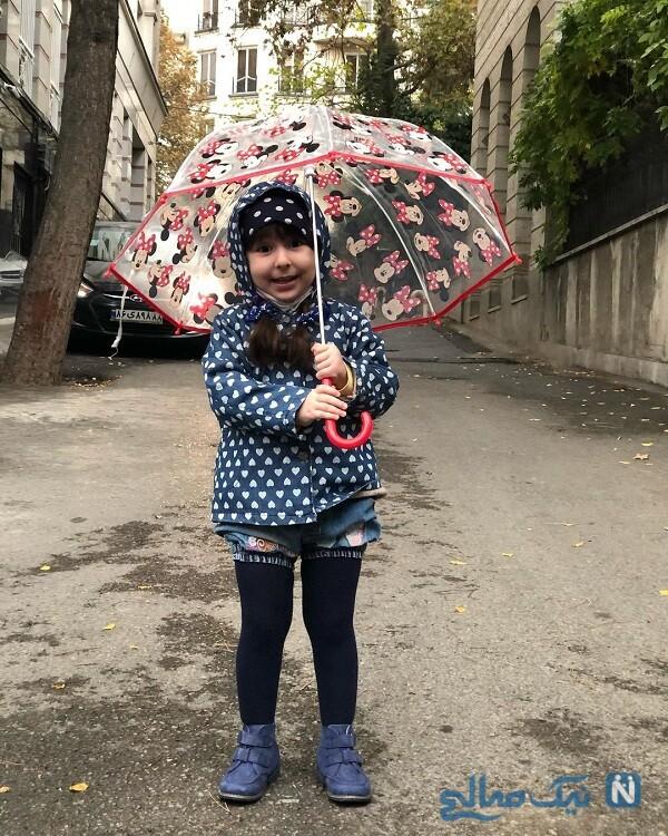 دختر محمدرضا احمدی