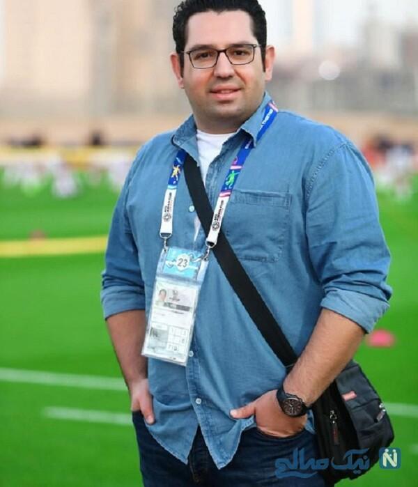گزارشگر معروف فوتبال