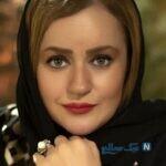نعیمه نظام دوست در جشن تولد ۴۷ سالگی بهاره رهنما