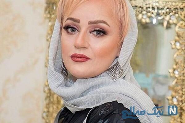 جشن تولد خاص نعیمه نظام دوست با حضور همسر بهاره رهنما