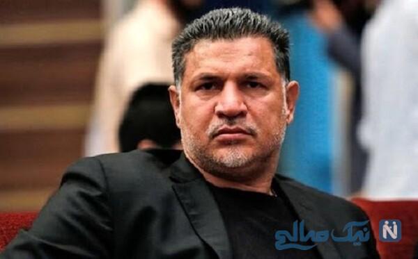 دستگیری سارق گردنبند علی دایی و اعترافات عجیب متهم جوان