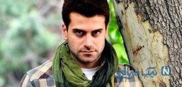 قدم زدن روزبه حصاری بازیگر سریال بچه مهندس ۳ در حوالی زمستان