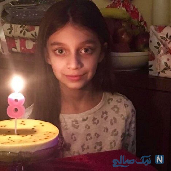 خواهرزاده های نیکی کریمی بازیگر