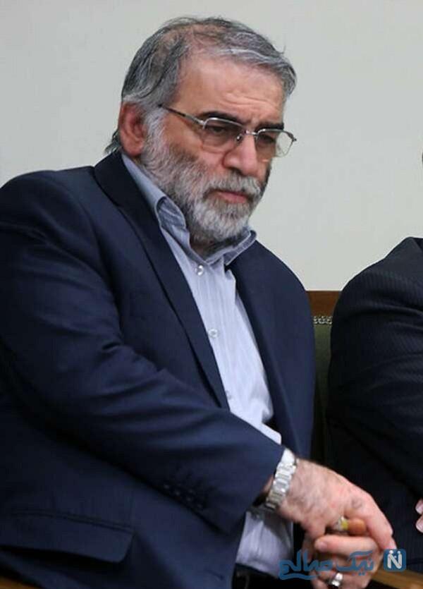 شهید محسن فخری زاده دانشمند هسته ای