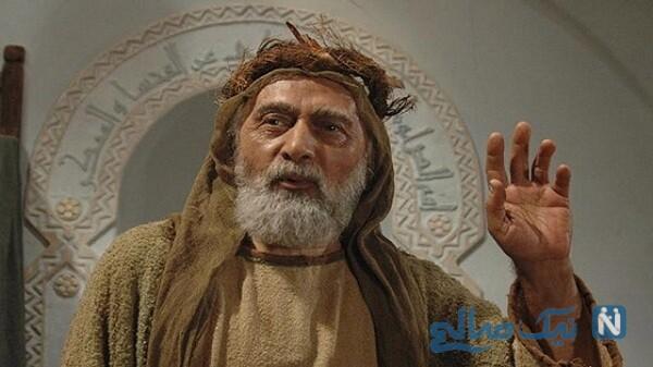 مرحوم پورحسینی در سریال مختارنامه