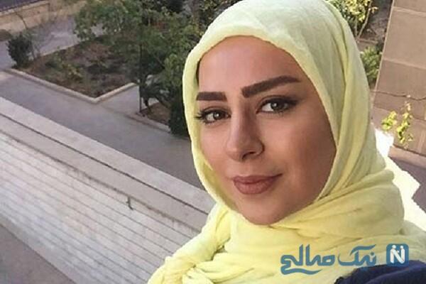تبریک تولد خاص سمانه پاکدل بازیگر معروف برای برادرش علیرضا