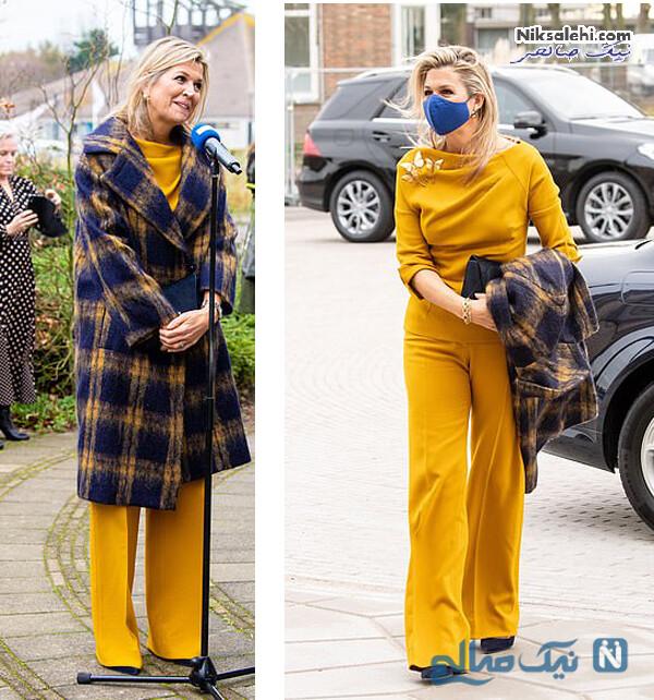 ملکه کشور هلند