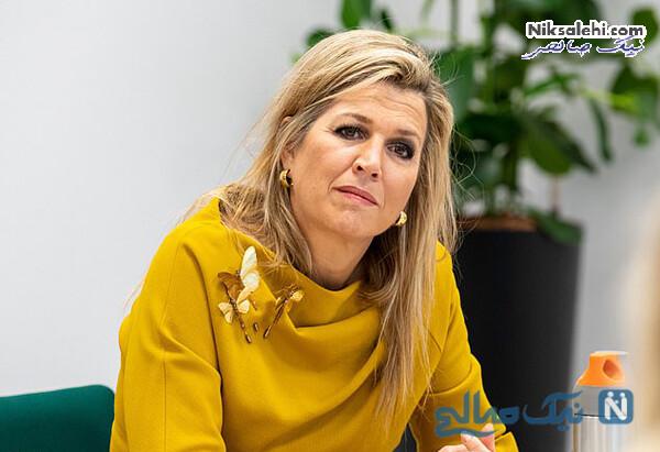 همسر ویلم الکساندر