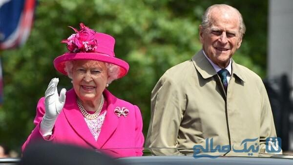 همسر ملکه انگلیس