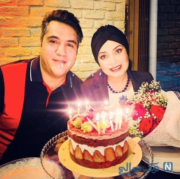 جشن تولد لاکچری صبا راد در ترکیه