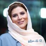 سحر دولتشاهی به همراه بهرام رادان در یک رستوران شیک
