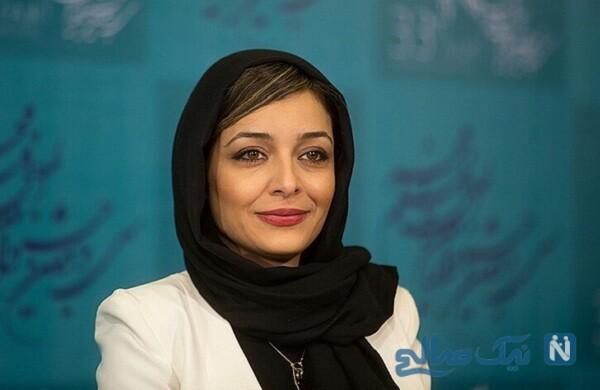 ساره بیات بازیگر دل با آرامش خاص در طبیعت زیبا