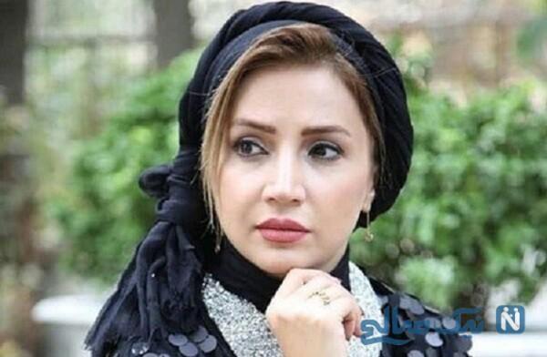 جشن تولد لاکچری شبنم قلی خانی با ست زیبای لباس و کیک اش