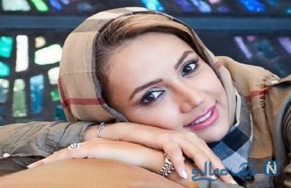 جشن تولد کرونایی شبنم قلی خانی درکنار دوستان و همکارانش