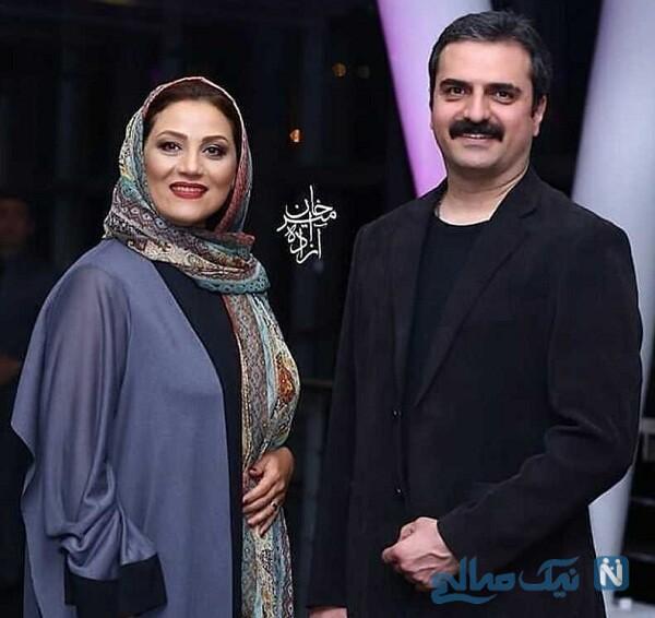 علیرضا آرا همسر شبنم مقدمی