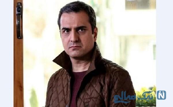 تیپ قاجاری شبنم مقدمی و همسرش علیرضا آرا بازیگر سریال از سرنوشت