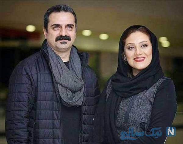 شبنم مقدمی و علیرضا آرا بازیگر