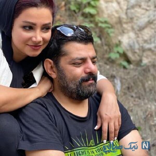 کارگردان معروف و همسرش