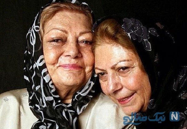 حمیده خیرآبادی و دخترش