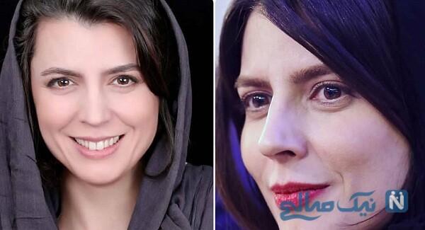 لیلا حاتمی از زیباترین بازیگران زن ایرانی